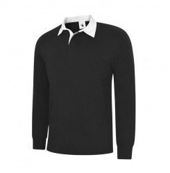 UC402 CLASSIC RUGBY SHIRT